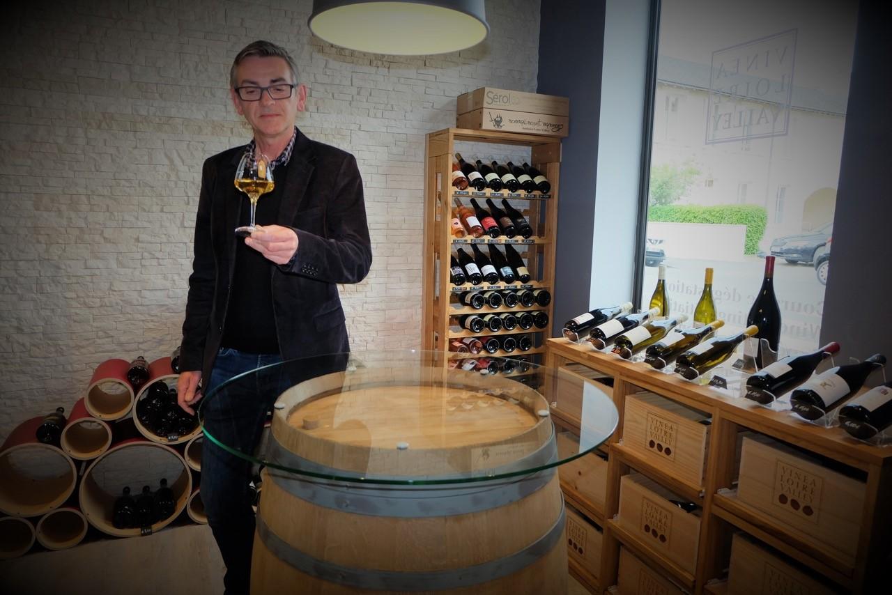 Nos producteurs de vin